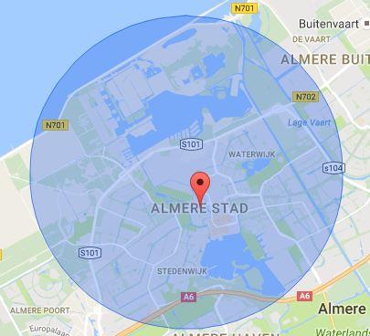 werkgebied-slotenmaker-almere-stad